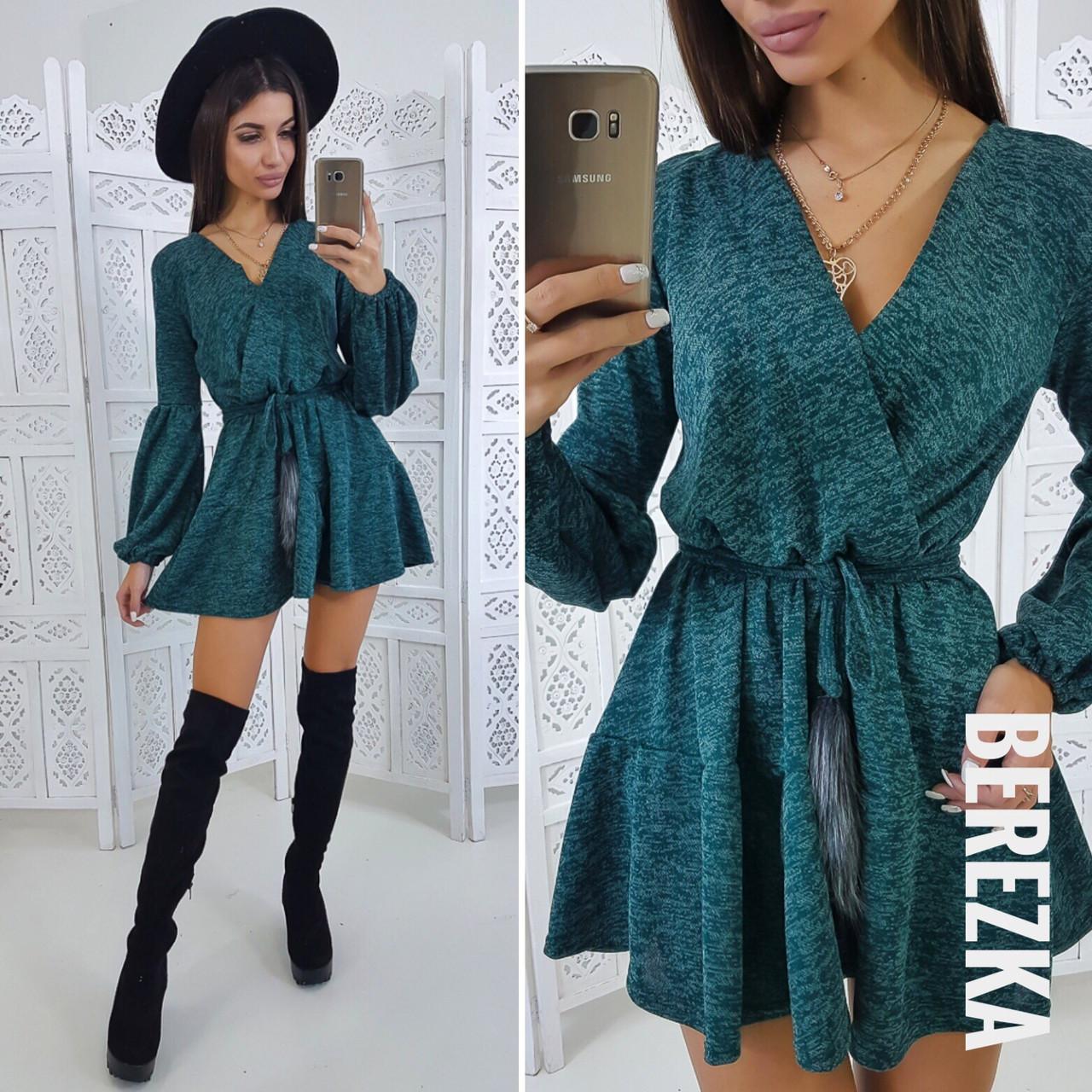 Стильное платье  № 22