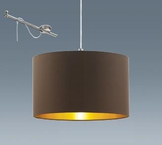 Подвесной светильник EGLO CALCENA 96799 ткань/металл