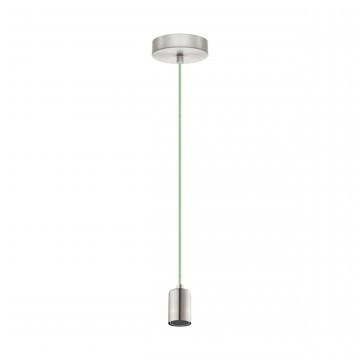 Светильник подвесной Eglo Yorth 32525 серебро/металл