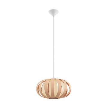 Подвесной светильник Eglo Arenella 32439 дерево/пластик
