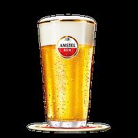 Стакан стеклянный пивной, нанесение логотипа на пивной стакан