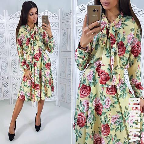 Стильное платье  № 82, фото 2