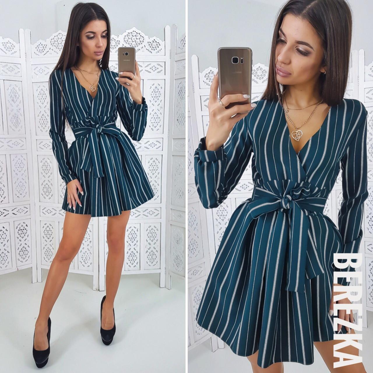 Стильное платье  № 98