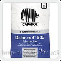 Disbocret 505 Feinspachtel (Дисбокрет 505 Фейншпахтель) полимерная шпатлевка для бетона 25 кг.