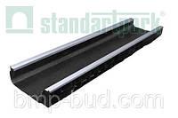 Лоток водоотводной PolyMax Basic ЛВ-20.26.08-ПП пластиковый усиленный 8517