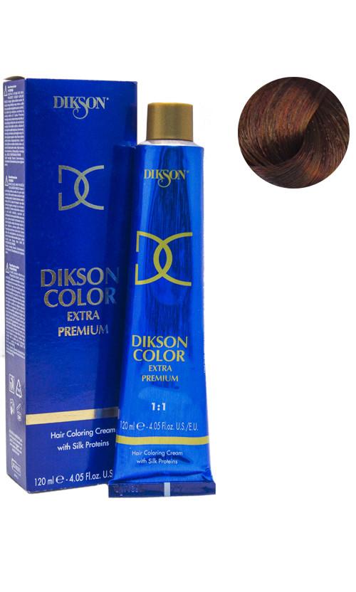 Dikson Color Extra Premium Фарба для волосся 4.4 мідний каштановий