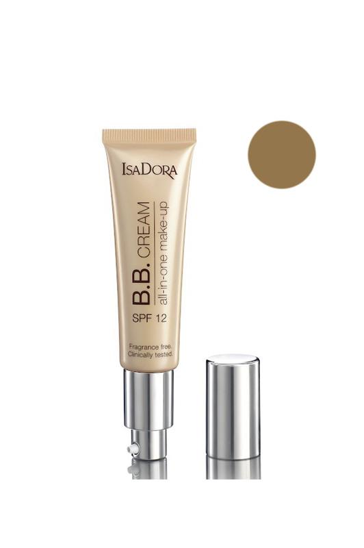 IsaDora Cream All-in-One Make-up SPF 12 BB Крем 16