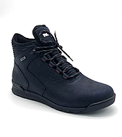 Влагостойкие мужские зимние ботинки для активного отдыха NIK  (Giatoma Niccoli) Натуральный нубук