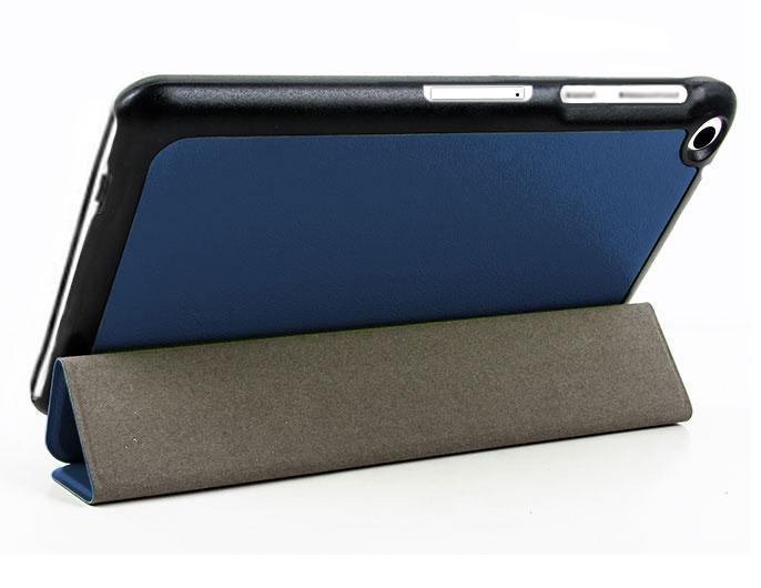 """Чехол Primo для планшета HUAWEI MediaPad T3 8"""" (KOB-L09 / KOB-W09) - Slim Dark Blue"""