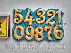 """Силиконовый молд """"Цифры 8"""""""
