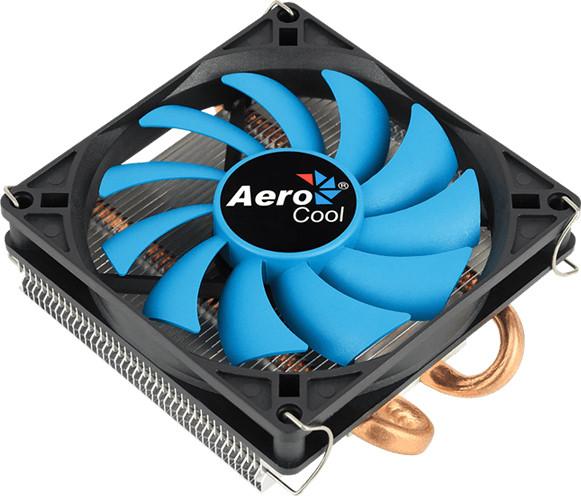 Вентилятор CPU Aerocool Verkho 2 Slim LGA 1156/1155/1151/1150/775/АМ4/AM3 +/AM3/