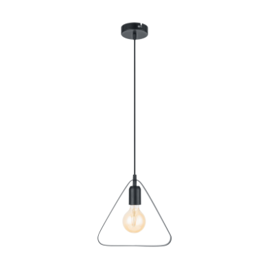 Подвесной светильник Eglo BEDINGTON 49774 черный/металл