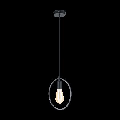Подвесной светильник Eglo BEDINGTON 49775 черный/металл