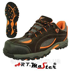 Защитные ботинки ARTMAS коричневого цвета BsPort 2