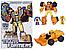 Трансформер-автобот Скуп - Scoop, Deluxe Class, 30th Transformers, Generations, Hasbro, фото 4