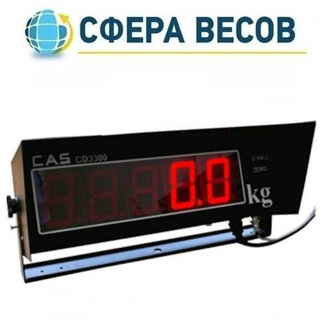 Дублирующее табло CAS CD-3030, фото 2