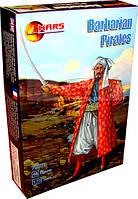 Пираты. Набор пластиковых фигурок в масштабе 1/72. MARS 72071