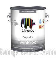 Лазурь для древесины с УФ-защитой Capadur TwinProof/ бесцветная - 5 л