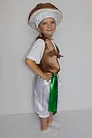 Премиум! Опёнок Карнавальные Костюмы для мальчика, Комплектация 4 Элемента, Размеры 3-6 лет, Украина