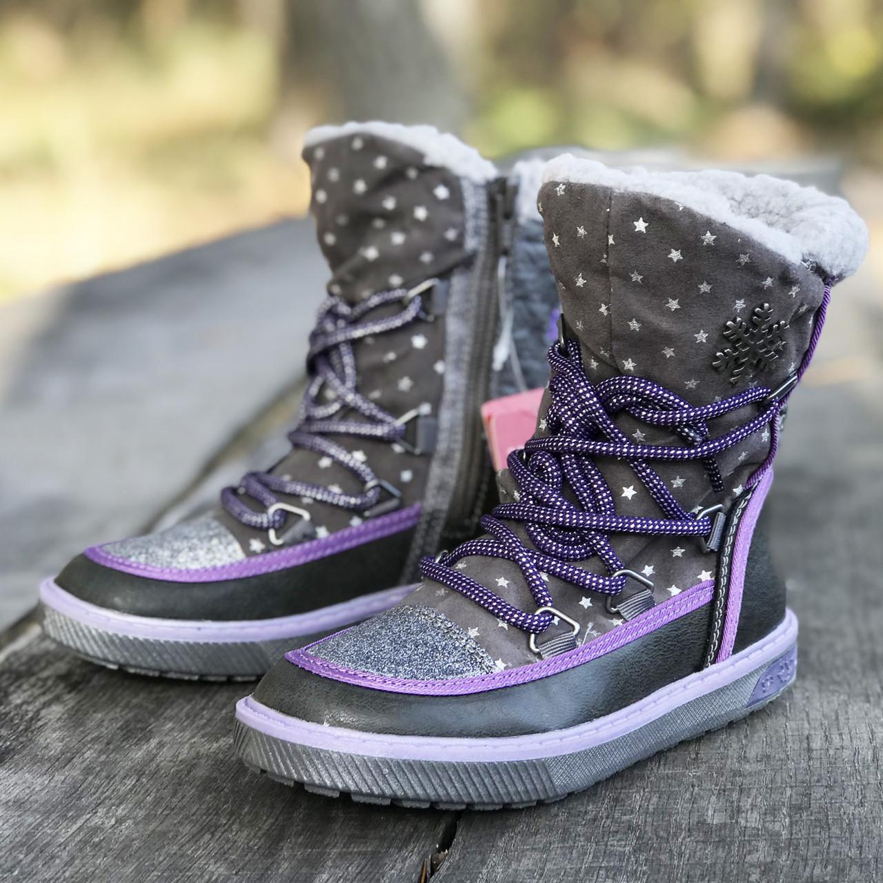 650d020569b8 Утепленные сапожки S.Oliver (Германия) р 27. Интернет-магазин брендовой  обуви