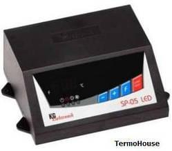 Автоматика для управления турбиной для твердотопливного котла KG Electronik SP-05LED