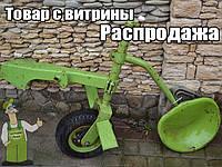 Сидение для мотоблока (с колесом), фото 1