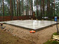 Бетон самый главный и надежный материал в строительстве.