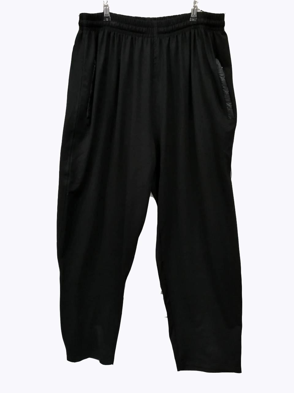 Брюки мужские трикотажные Occo Big  Супербатальные спортивные штаны турецкого производства