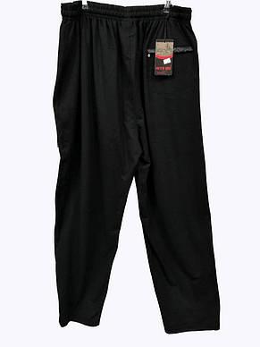 Брюки мужские трикотажные Occo Big  Супербатальные спортивные штаны турецкого производства, фото 2
