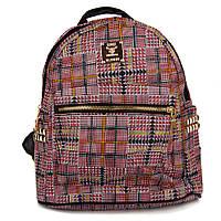 Маленький женский рюкзак Seven 8150 серый