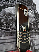 Мобильный телефон VERTU SIGNATURE S DESIGN BRUSHED STAINLESS STEEL