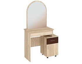Туалетный столик Трюмо -1 Милана (Пехотин)