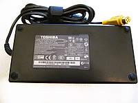 Блок питания Toshiba 180W PA3546E-1AC3 19V, 9.5A, разъем round 4-holes [3-pin] ОРИГИНАЛЬНЫЙ