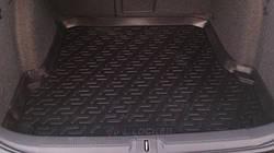 Коврик багажника   Peugeot 407 SD (04-12)
