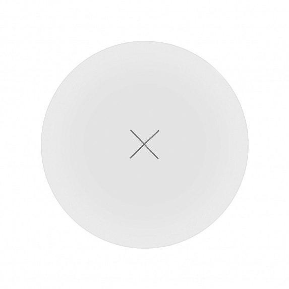Беспроводная зарядка Momax Q.Pad X Ultra Slim Wireless Charger White (UD6W)