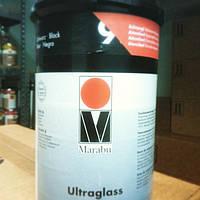 Ultraglass UVGO УФ-отверждаемая трафаретная краска для печати по упаковочному и промышленному стеклу.