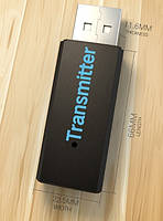 Bluetooth передатчик 3,0 +EDR , модуль блютус , фото 1