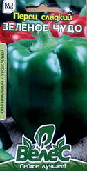 Семена перца сладкого Зеленое чудо 0,3г ТМ ВЕЛЕС