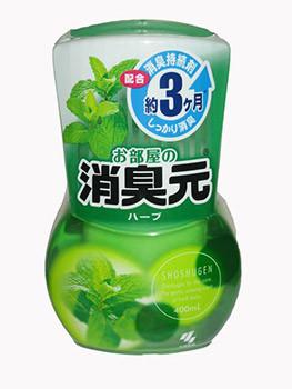 "Жидкий дезодорант  для комнаты с ароматом трав ""Oheyano Shoshugen"" 400 мл (8160)"