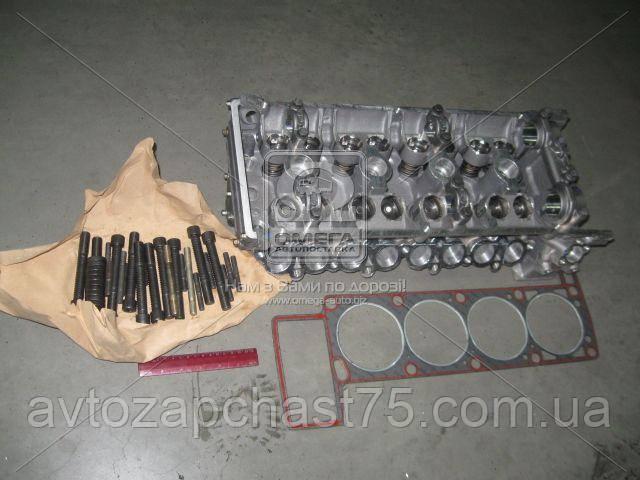 Головка блока Газель, Волга 405 двигатель, 409 двигатель производство ЗМЗ, Россия