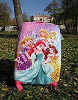 """Детский чемодан 16"""" на колесах Принцессы Дисней"""
