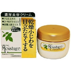 """Интенсивно увлажняющий крем-эссенция для очень сухой кожи с экстрактом алоэ """"UTENA"""" """"Moisture"""", 60g"""