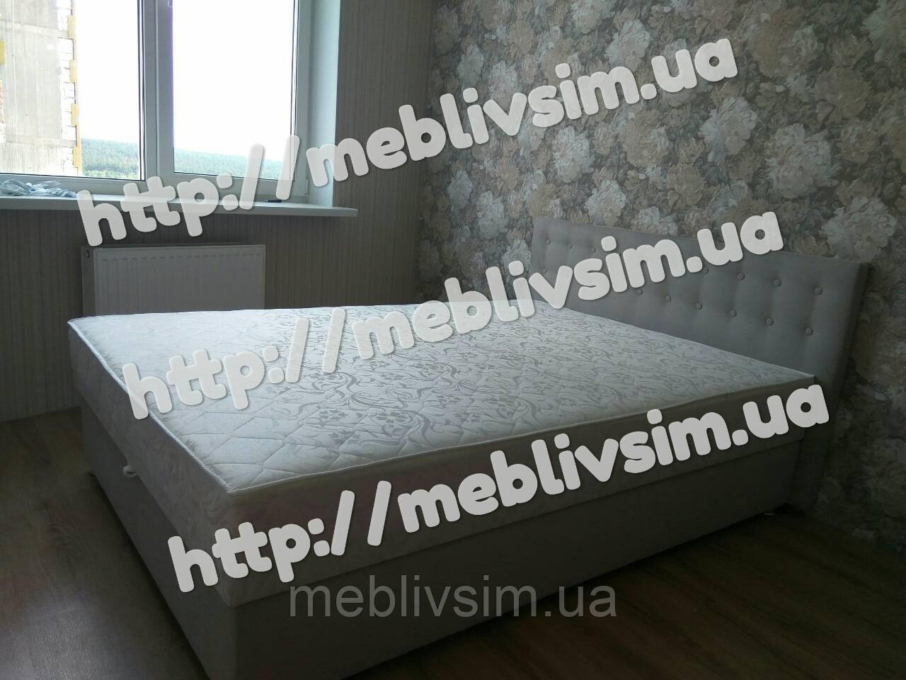 Кровать Камила с матрасом