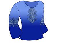 """Заготовка женской блузы для вышивки бисером """"Орнамент"""""""