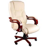 Кресло офисное President Calviano бежевое