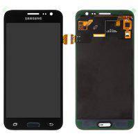 Дисплей для мобильного телефона Samsung J320H/DS Galaxy J3 (2016), золотистый, с сенсорным экраном, с регулировкой яркости, (TFT), Сopy