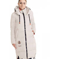 Зимняя куртка 203-1 Беж, фото 1