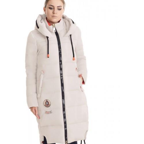 Зимова куртка 203-1 Беж