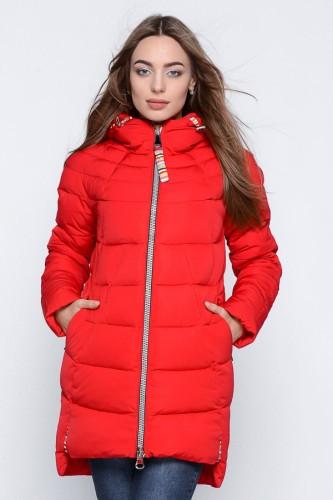 Зимняя куртка 05 Красный