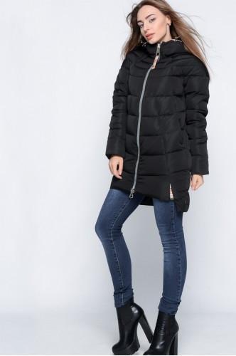 Зимняя куртка 05 Черный